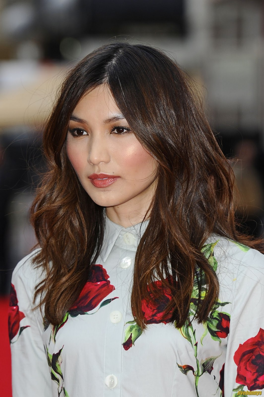 Jivebunnys Female Celebrity Picture Gallery: Gemma Chan ... Beyonce Knowles