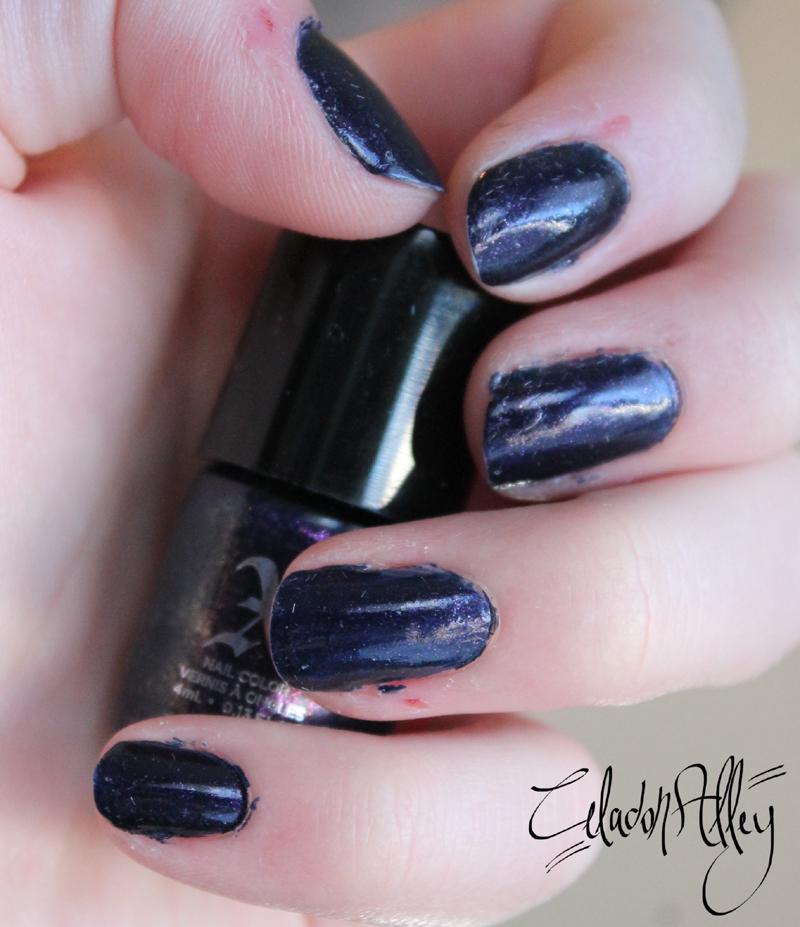 Celadon Alley: Kat Von D Vs Formula X Studded X: Mini Lip + Nail ...