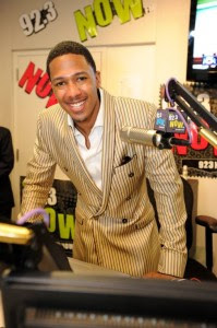 Video // Nick Cannon N'a Pas Froid Aux Yeux