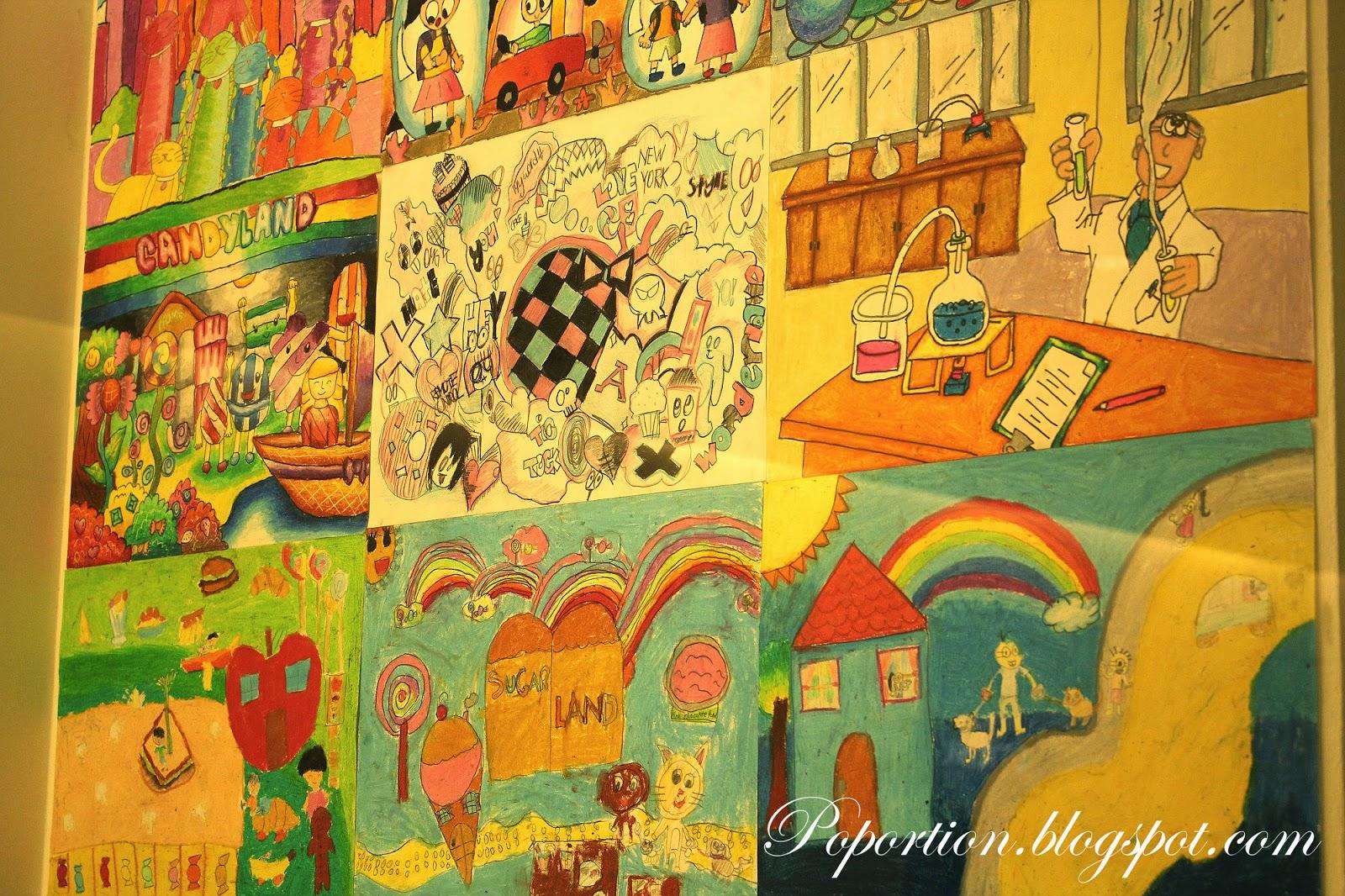 creative art drawing colouring