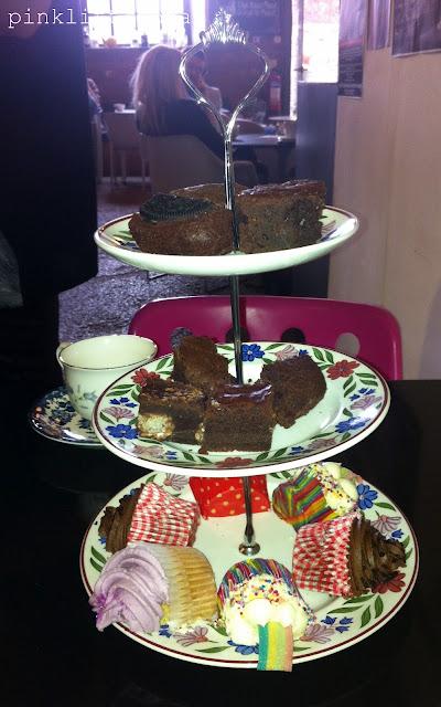 Birthday Cakes Leeds Market