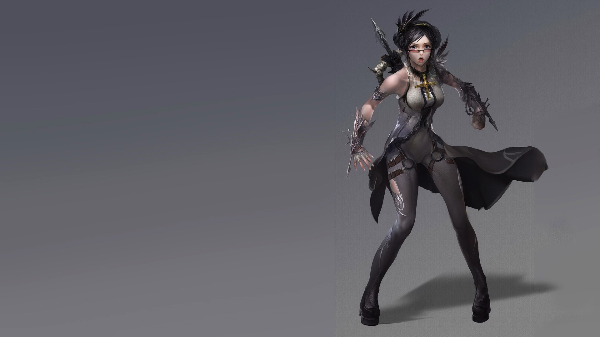 Vayne Skin Art Wallpaper HD
