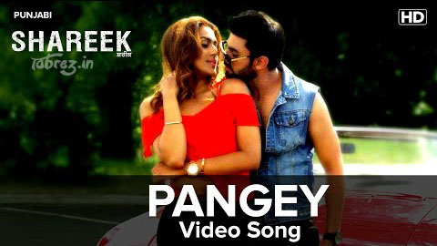 PANGEY  song lyrics