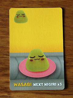 Sushi Go - wasabi card | Random Nerdery