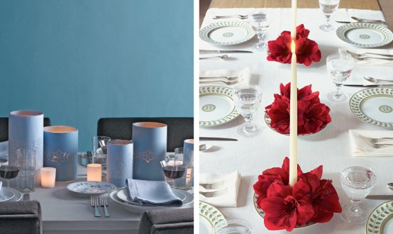 Creative Christmas table decorating picture 5