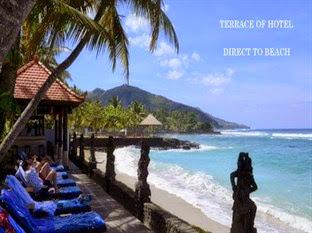 Hotel Murah Candidasa - Anom Beach Hotel Candidasa