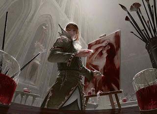 blood artist deck