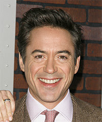 ROBERT DOWNEY HAIRSTYLES