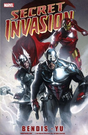 Secret Invasion book cover