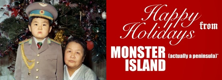 Monster Island (actually a peninsula)*