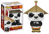 Funko Pop! Po with Hat