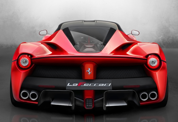 2015 Ferrari LaFerrari Review