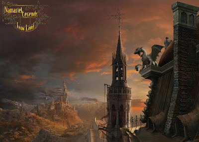 Namariel Legends. Iron Lord