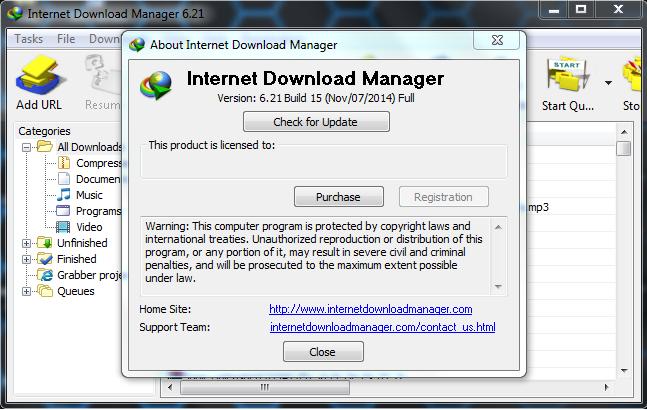 download internet download manager crack and patch torrent