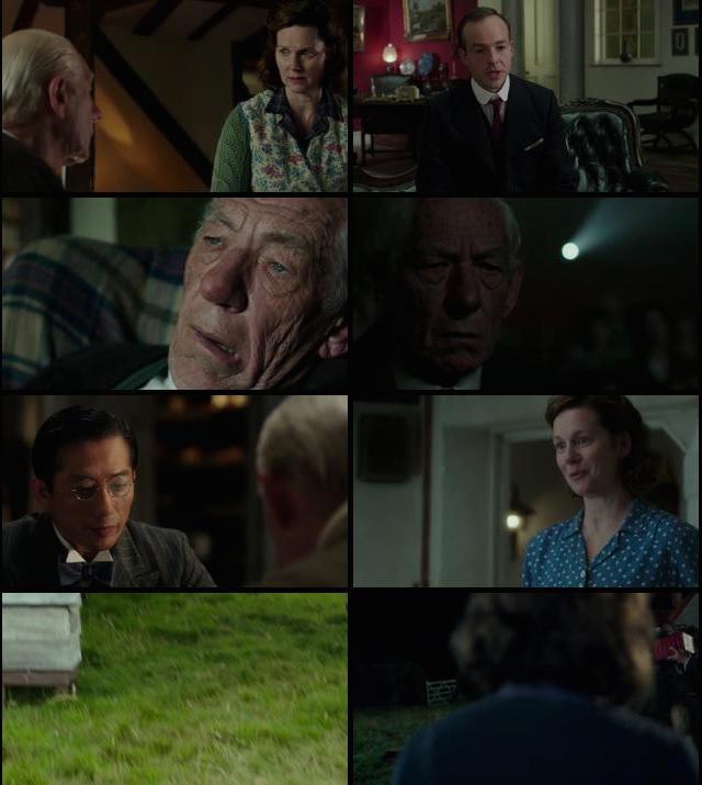 Mr Holmes 2015 WEB-DL 720p 800MB