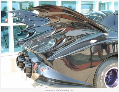 inilah limo untuk batman