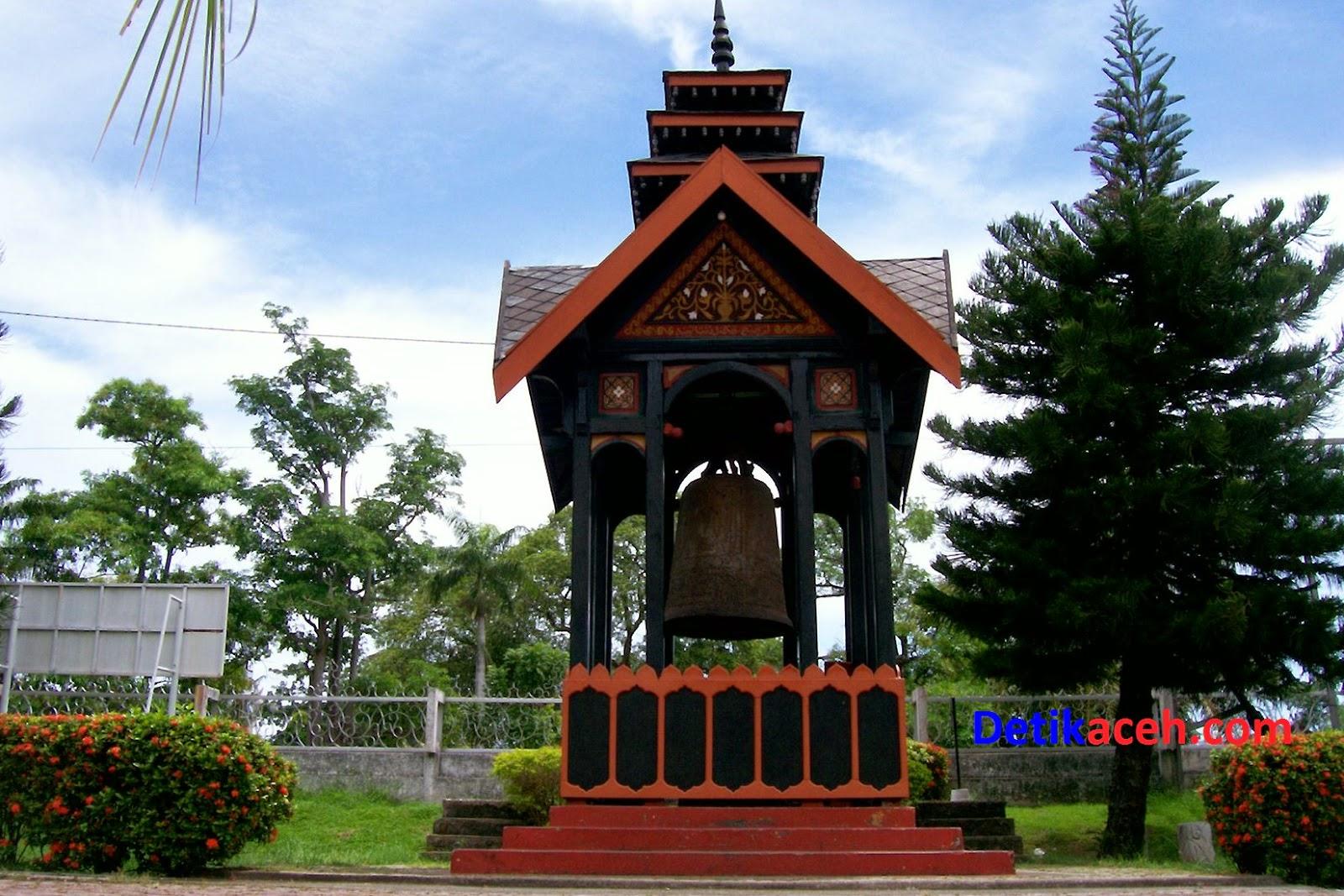 Lonceng Cakradonya di Aceh