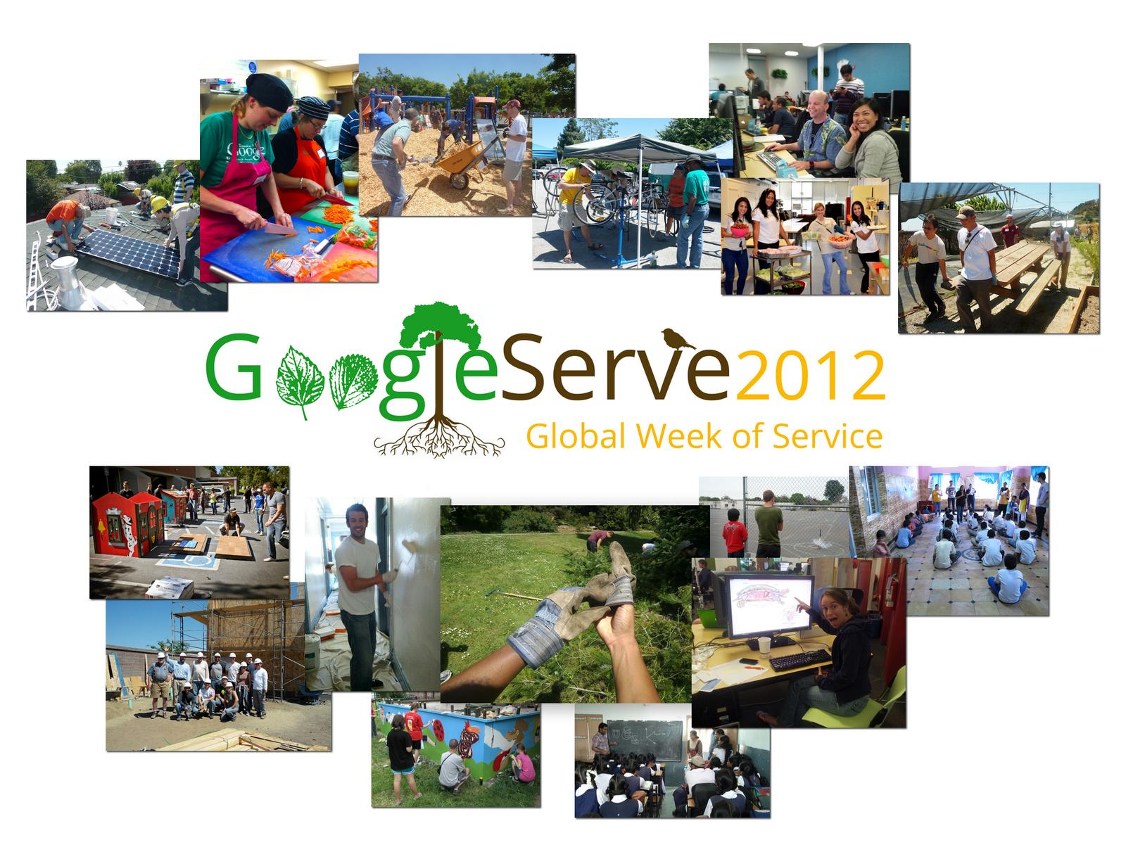 Official Google Blog: GoogleServe 2012: More skills-based ...