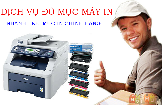 do muc may in