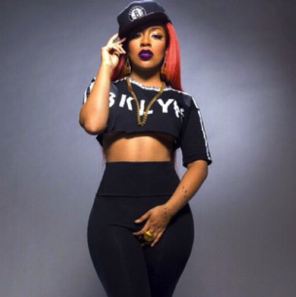 Rhymes With Snitch | Celebrity and Entertainment News ... K Michelle 2013 Body