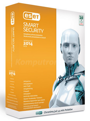Download Anti Virus ESET Smart Security  7.0.302.26 Full Version + Serial Key