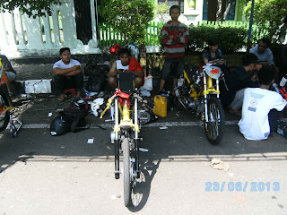 Drag Bike Jogja Videos