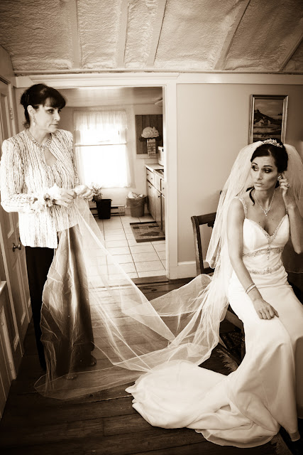Briar Patch Bride Getting ready Photo
