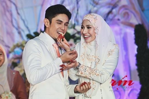 video pra perkahwinan majlis pernikahan irma hasmie redza