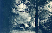Font de la Blada al 1924. Autor: Joan Artigues