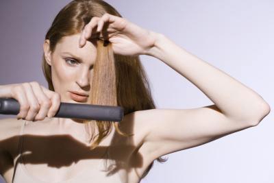 como plancharme el pelo