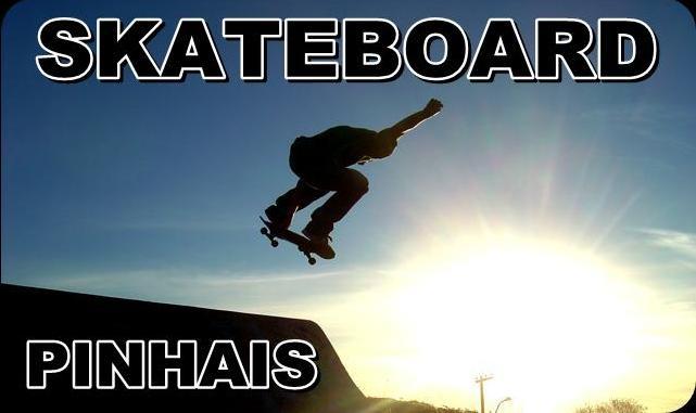 Pinhais Skateboard, melhor blog sobre skate de Pinhais!