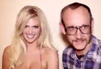 kate upton & terry richardson dancing cat daddy