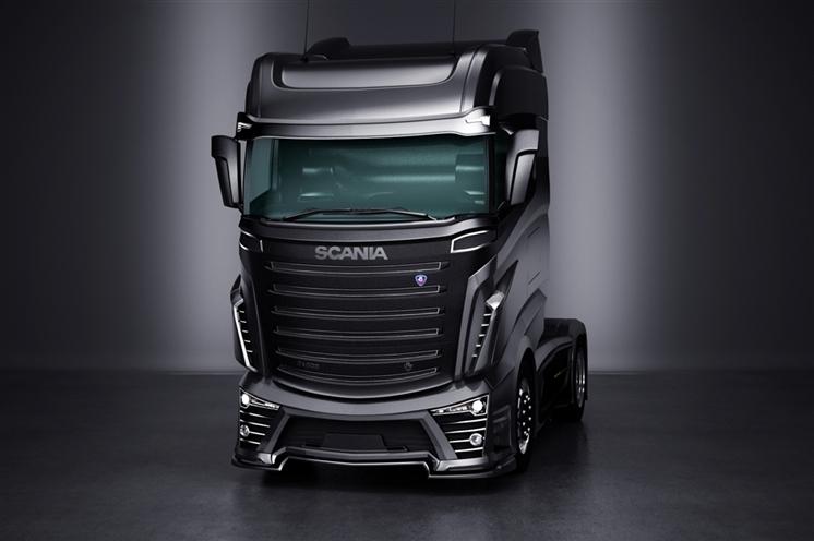 Scania R1000