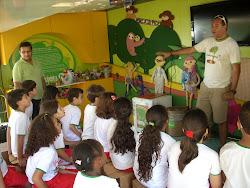 Mostra de Educação Ambiental do Cheirinho de Mato e SOS Mata Atlântica