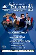 El Chihuahua, Saldívar, Castrillon y Gonzalez anunciados en Lerdo, el 21/04.