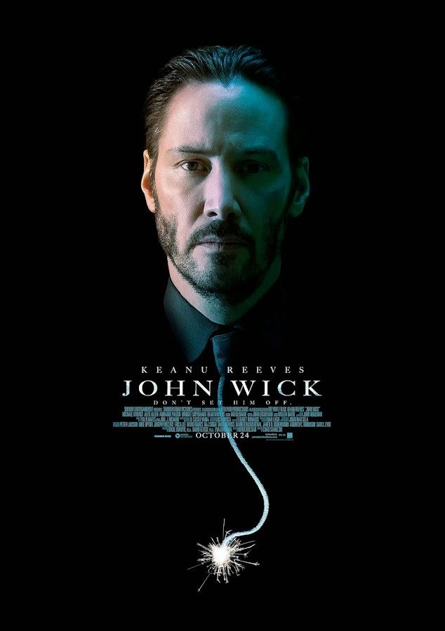 ตัวอย่างหนังใหม่ : John Wick ซับไทย (จอห์น วิค แรงกว่านรก) poster
