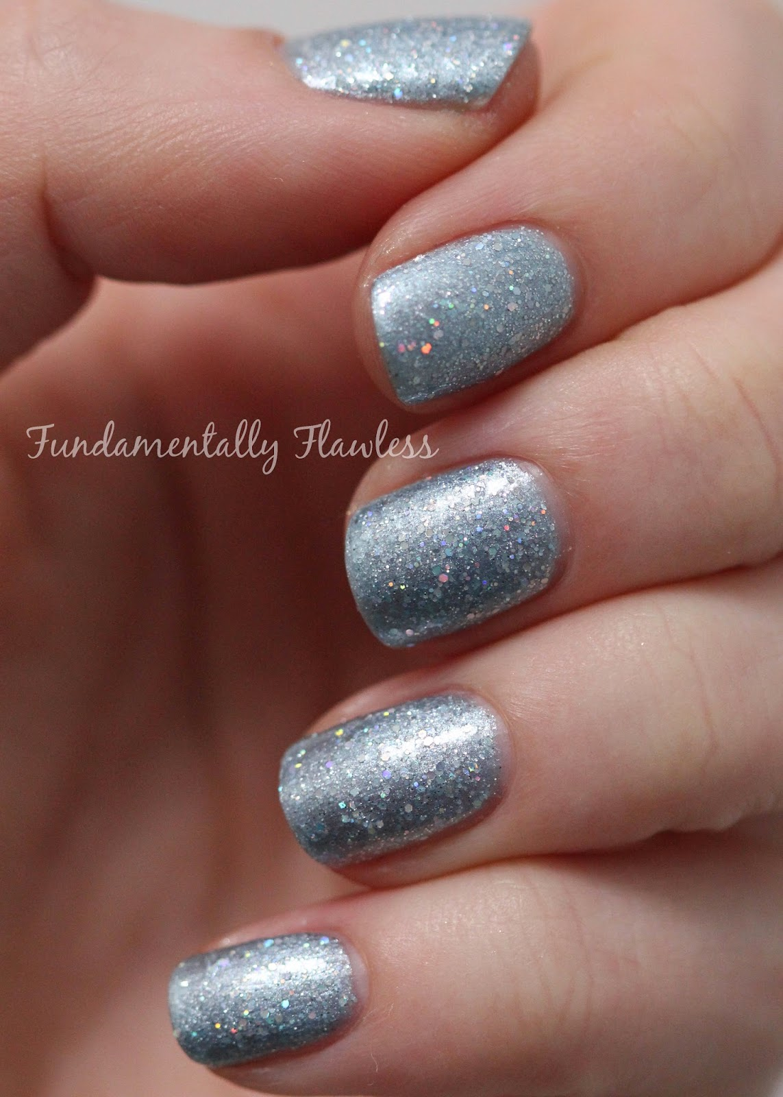 Morgan Taylor Cinderella Collection If The Slipper Fits swatch