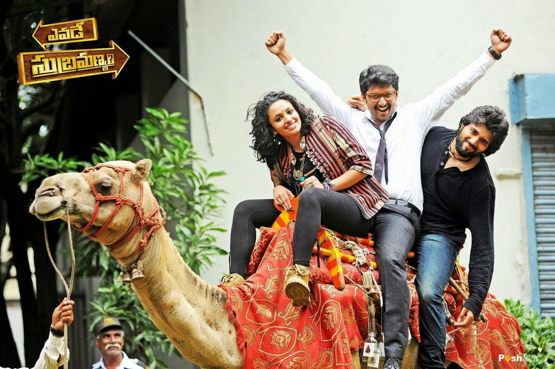 Malavika Nair Latest hot Photos From Yevade Subramanyam Movie