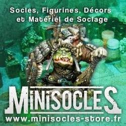 MINI SOCLES - STORE