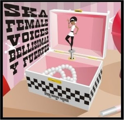 SKA FEMALE VOICES - Bellisimas y Fuertes