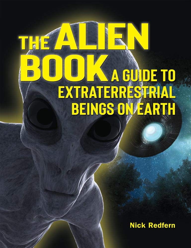 The Alien Book, US Edition, 2019: