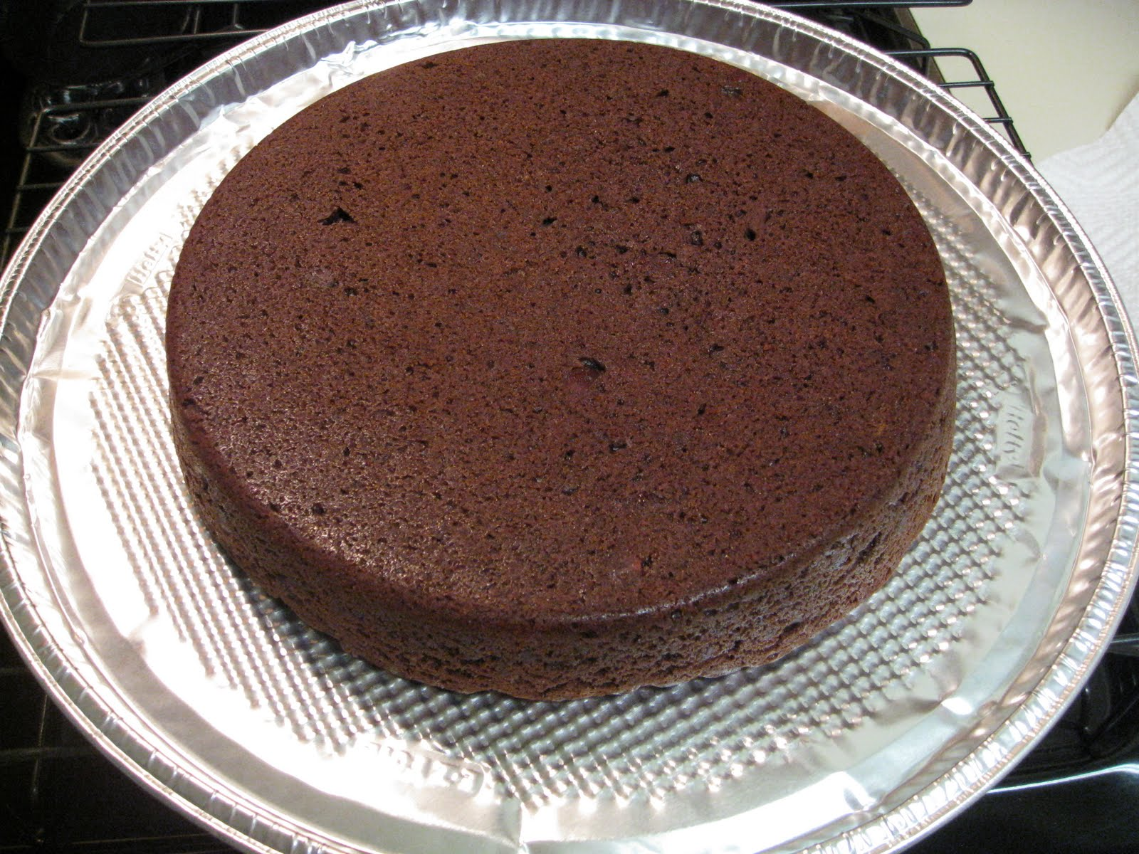 Recipe For Butter Cake With Chocolate Frosting