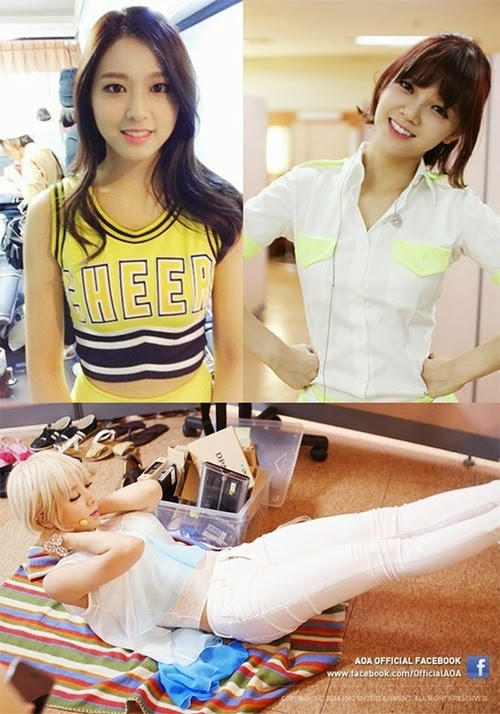 AOA's Seolhyun Reveals The Secret To Maintaining Her Perfect Figure