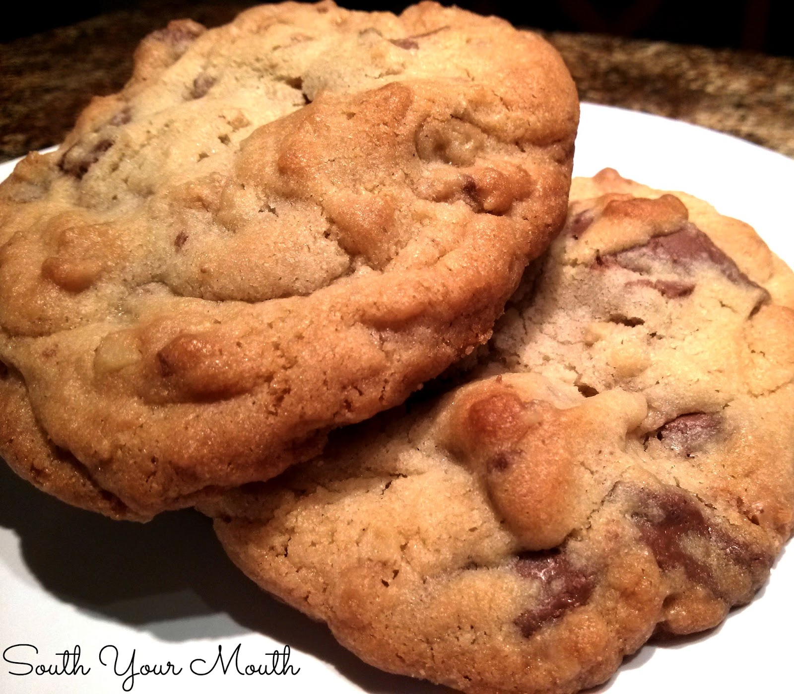 South Your Mouth: Chocolate Chunk Cookies