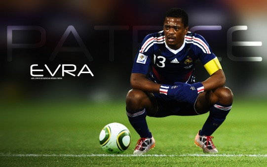Patrice Evra wallpaper France
