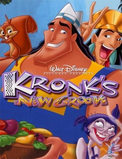 Ver El emperador y sus locuras 2: La gran aventura de Kronk (2005) Online