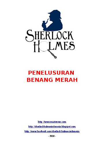 sherlock holmes indonesia download ebook study in scarlet penelusuran benang merah bahasa indonesia gratis pdf