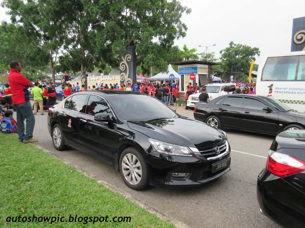 Honda Accord 2.0 Timbalan Speaker Dewan Negeri Johor