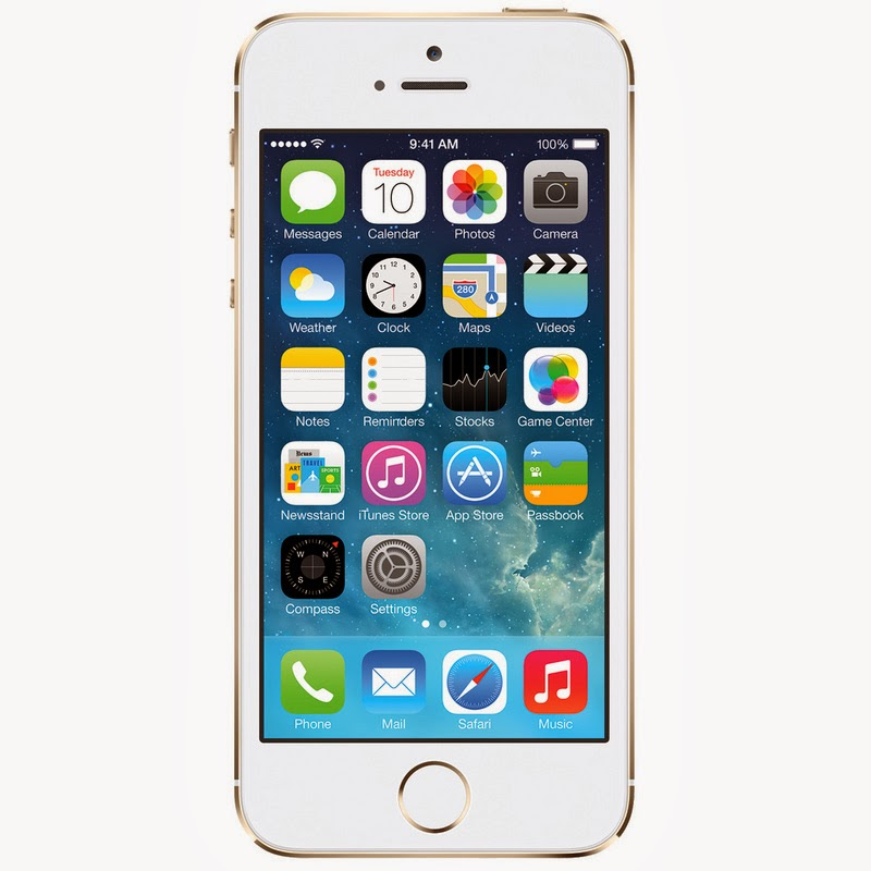 Spesifikasi Dan Harga Apple iPhone 5S 16GB Gold Terbaru