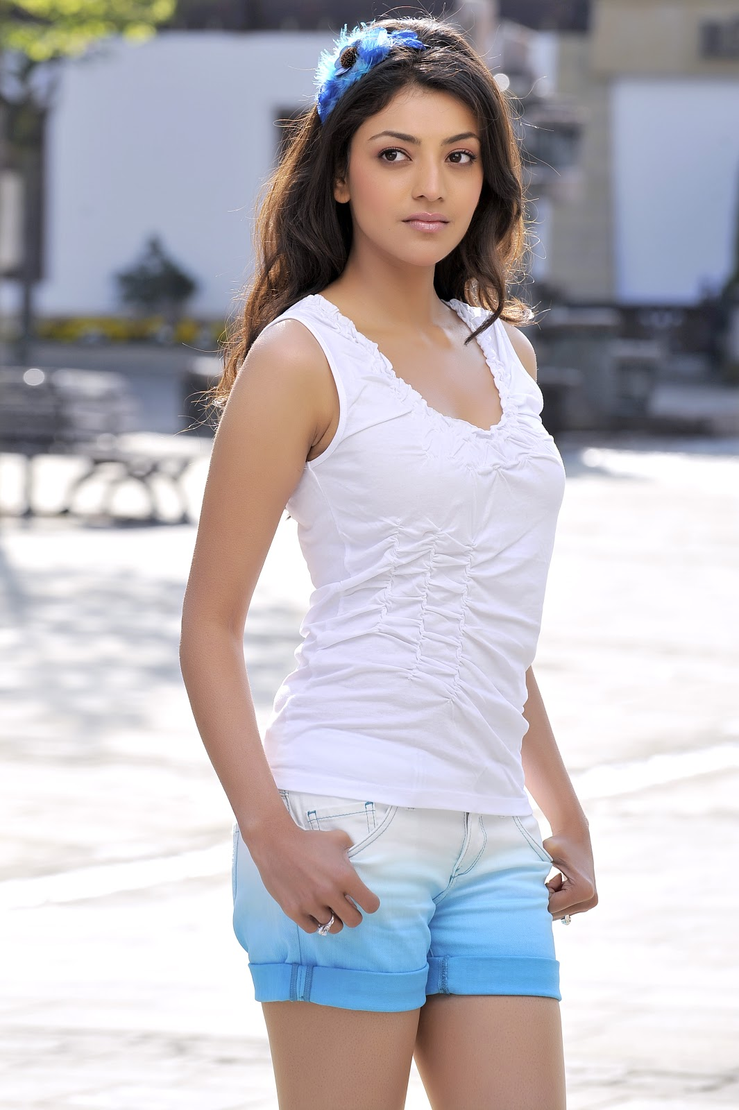 kajal agarwal hot hd wallpapers 1366x768 - excellent hd quality of